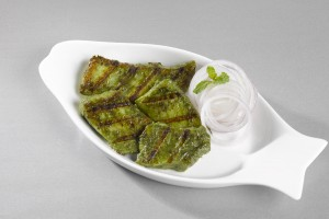 Hariyali Fish Kabab