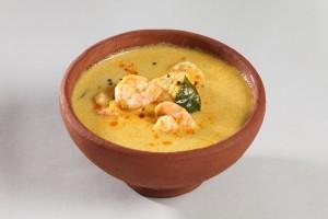 Shrimp Mango Curry